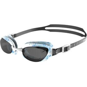speedo Aquapure Optical Svømmebriller, black/smoke